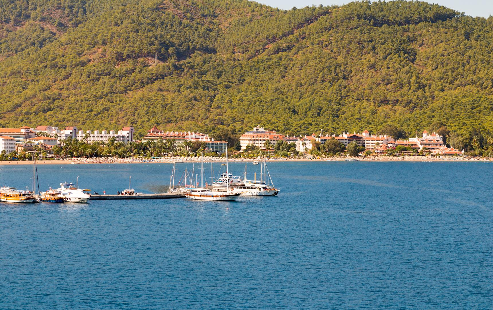 Marmaris excursion from Rhodes