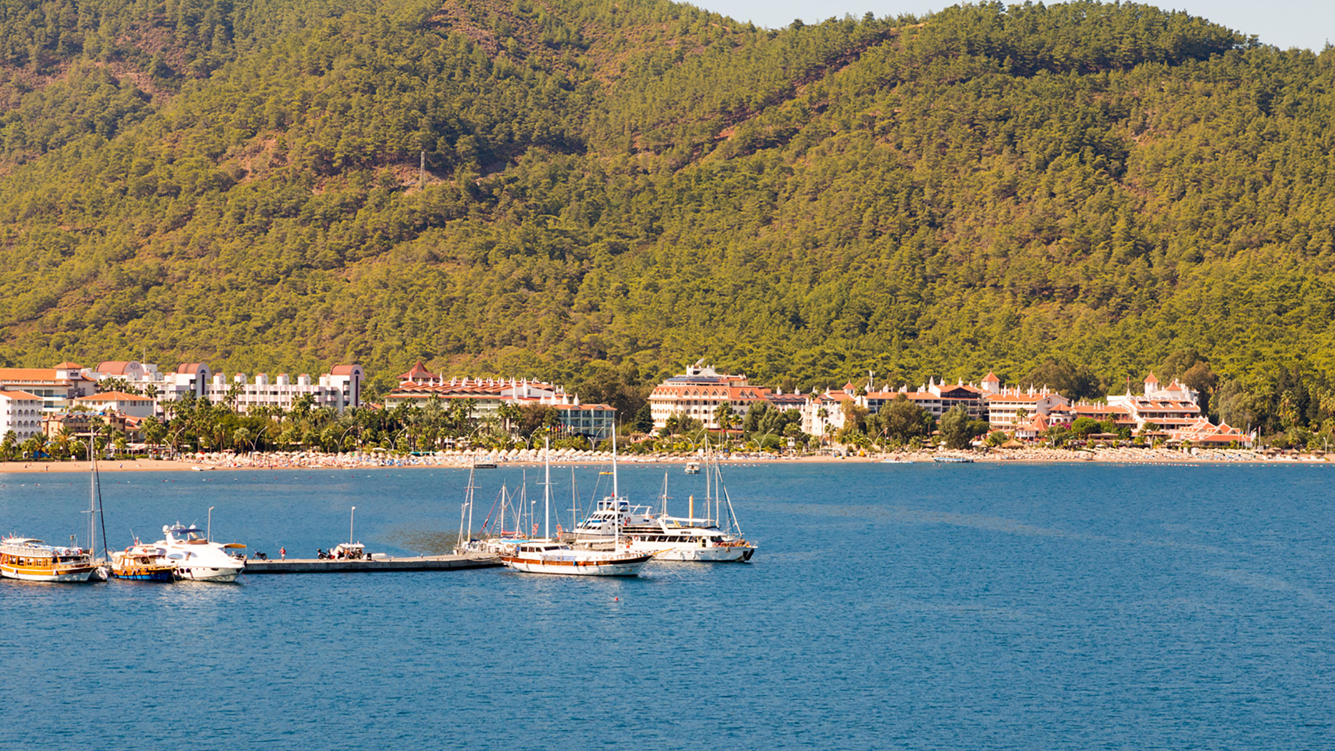 Marmaris daily cruise from Rhodes