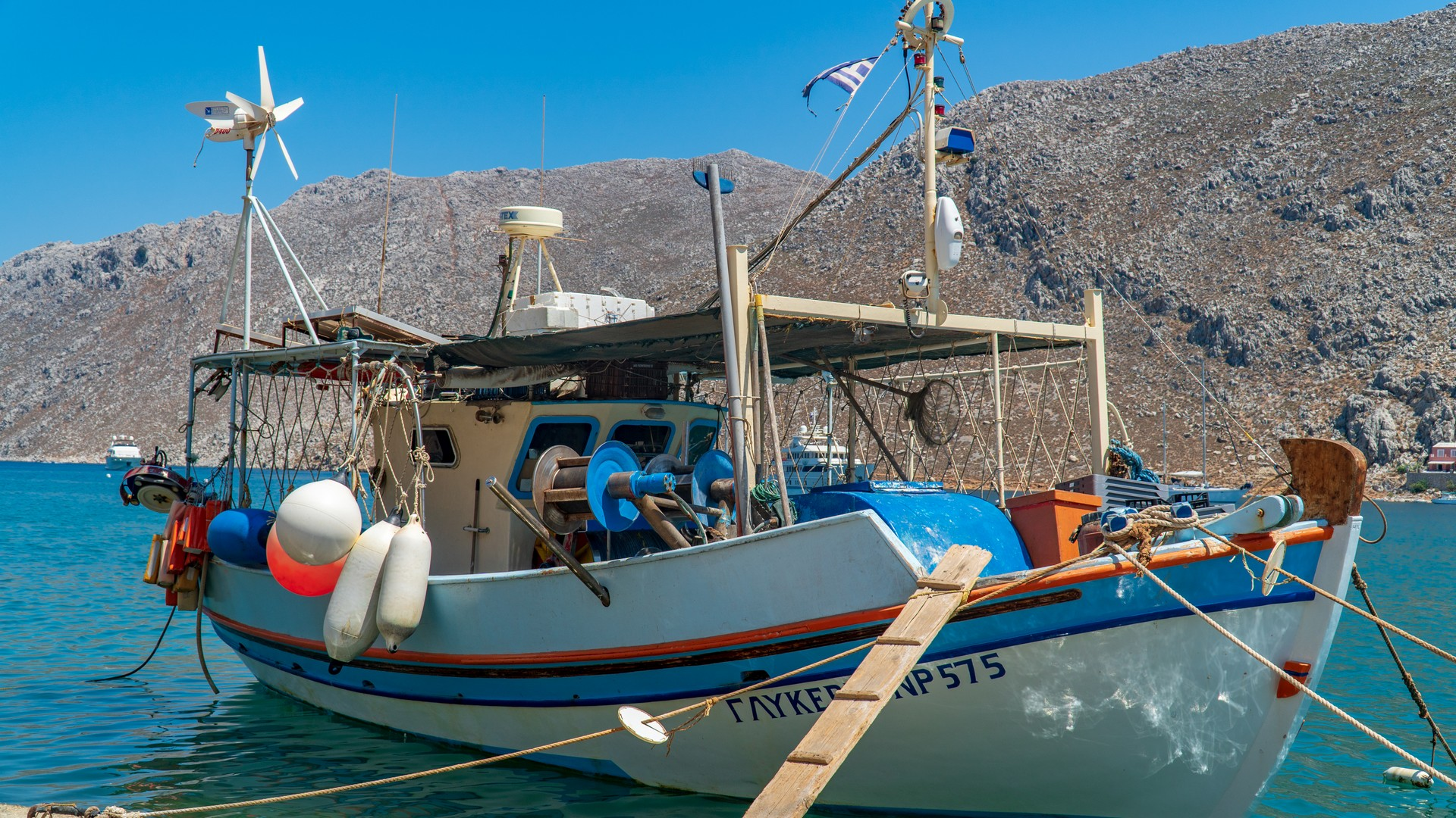 Symi Excursion from Rhodes
